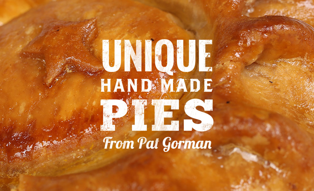 Pat Gorman Pies