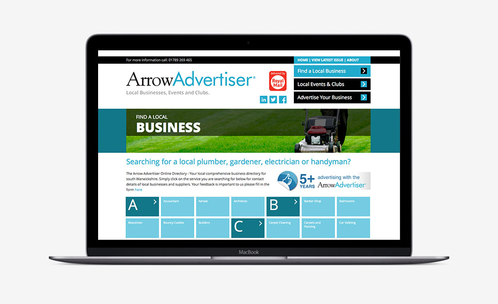 Arrow Advertiser