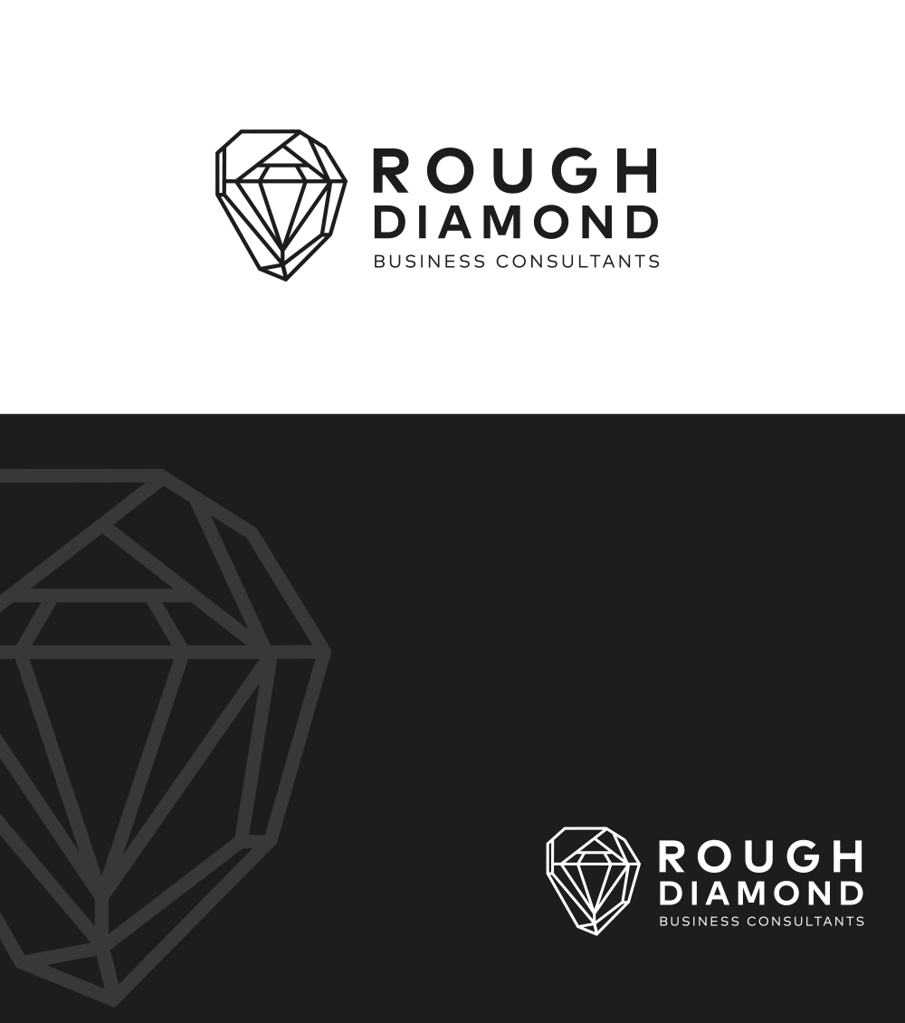 Rough Diamond logo