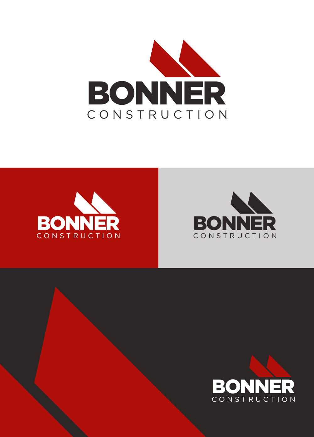 bonner Construction logo
